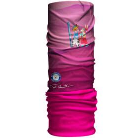 HAD Originals Fleece Scaldacollo tubolare Bambino, rosa